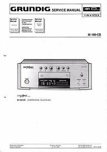 MANUEL-DE-REPARATION-POUR-GRUNDIG-M-100-cd