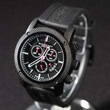 *** Burberry MEN'S  BU7701 Endurance SWISS Rubber Strap Watch Brand New With Box