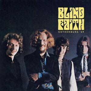 BLIND FAITH - LIVE IN GOTHENBURG SWEDEN 1969 - CD UK IMPORT - ERIC CLAPTON