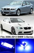14 x Premium Blue LED Lights Interior Package Upgrade for BMW 3 Series 2006-2013