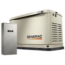 Generac 7175 13 kW Standby Generator w/Alum Enc,WiFi,200SE (not CUL) New