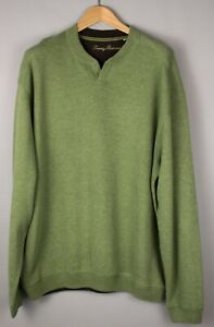 Tommy Bahama Hommes Décontracté Tricot Pull Taille XL AVZ360