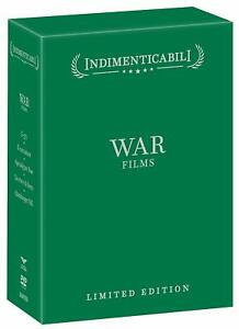 War Films (Box 5 DVD - Limited Edition) Nuovo