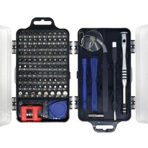 115-in-1-Magnetic-Precision-Screwdriver-Set-Computer-WATCH-Repair-Tool-Phon-W9J1