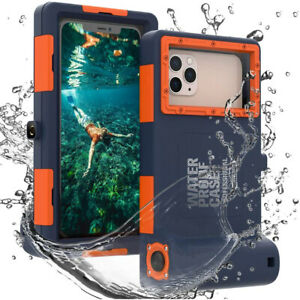 49FT Underwater Waterproof Diving Case Cover For Apple iPhone 11 Pro Max XR XS