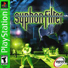 Syphon Filter (Sony PlayStation 1, 1999) - European Version