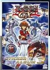 Yu Gi Oh Series 3 Sticker Collection - Sticker Album