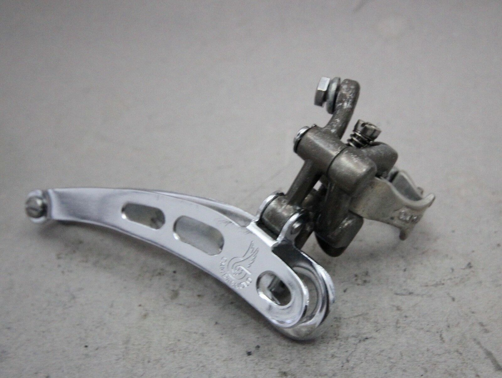 Campagnolo Nuovo Record front derailleur Clamp On Version Ø 28,6 mm Umwerfer
