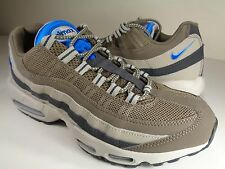 sports shoes b93d8 51b7e item 1 Nike Air Max 95 Dark Dune Hyper Cobalt Grey Beige SZ 10 (609048-203)  -Nike Air Max 95 Dark Dune Hyper Cobalt Grey Beige SZ 10 (609048-203)