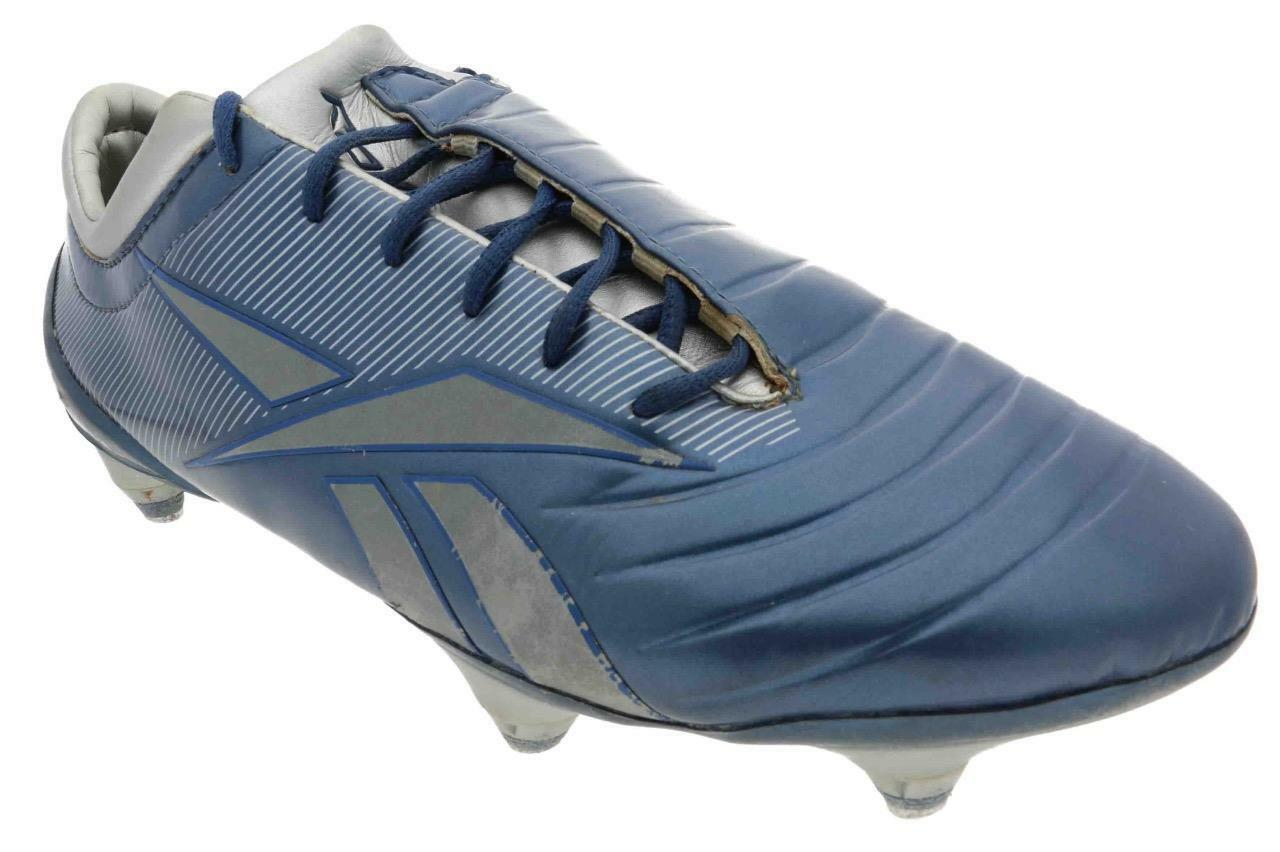 Reebok Football Rugby Boots shoes Size 8.5 UK Boys Mens
