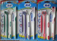 Dr Fresh . Fresh Dailies Ultimate Dental Care Kit 4 Piece Kit