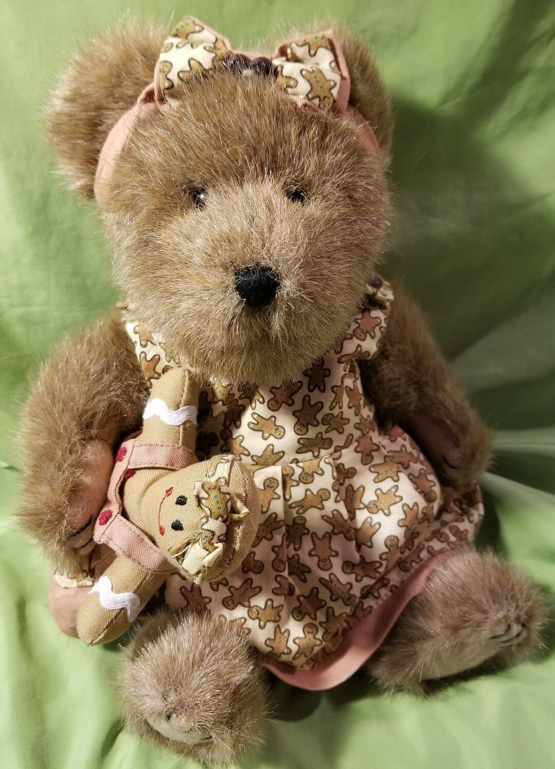 Boyds Bears Sophie Jane Gingerbeary Plush  94921 GCC Exclusive Hard to Find