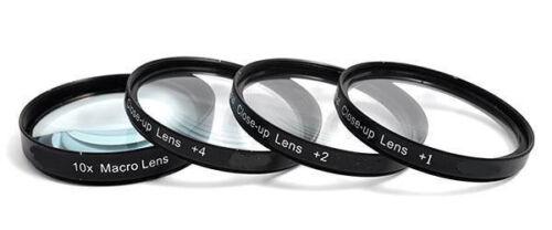 Macro Close up Lenses Lens Filter for Nikon AF-S DX NIKKOR 16-80mm ED Lens