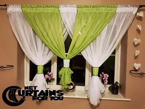 Net-Curtain-Voile-160-Homemade-Firanki-Tullgardine-Store
