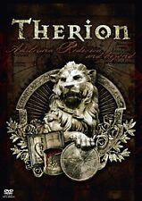 THERION-ADULUNA REDIVIVA AND BEYOND-JAPAN 3 DVD M13