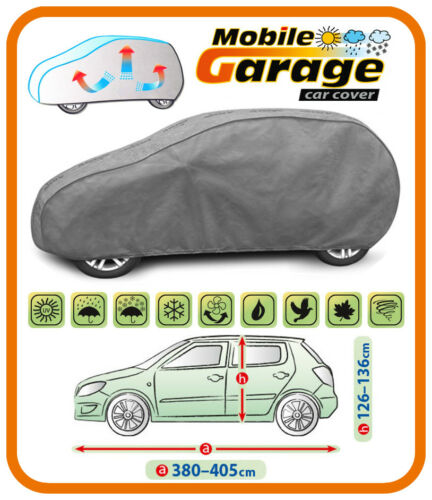 Heavy Duty Car Cover for Mitsubishi Colt  Breathable Cover UV Protection