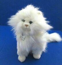 STUART LITTLE Movie White Stuffed Plush SNOWBELL Kitty CAT Learning Curve 1999
