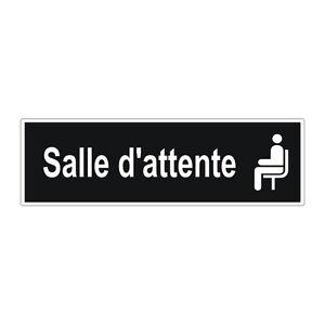 Sticker-plastifie-SALLE-D-039-ATTENTE-17-5cm-x-5cm