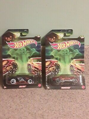 Brand new Hot Wheels holiday Halloween 2020 1//6 Epic Fast 13E