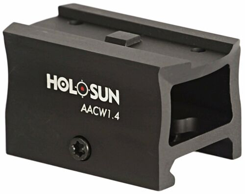 ~  HOLOSUN AACW1.4 T1 Compatible Mount HOLOSUN 1.4 mount AUTHENTIC !!!