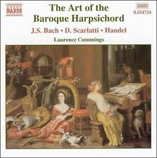 Art of the Baroque Harpsichord, New Music