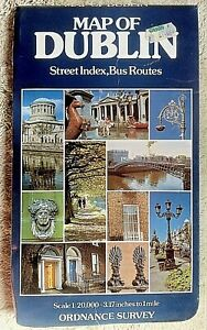 Map-of-Dublin-Ireland-w-street-index-bus-routes-Ordnance-Survey-1979