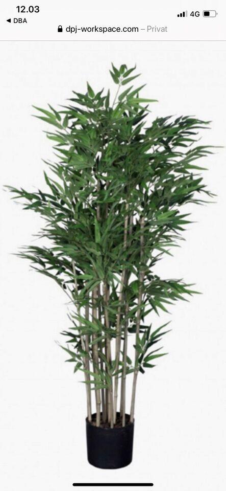 Kunstig Bambus