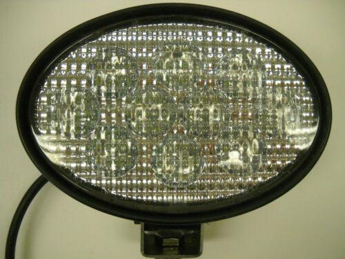 Jammy 30-Watt Oval LED Work Flood Lamp Truck Trailer