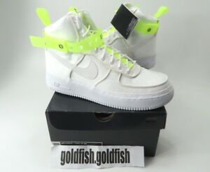 DS NIKE AIR FORCE 1 HIGH  07 VIP MAGIC STICK 573967 101 JAPAN ONLY ... 65bd45180d