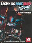 Beginning Rock Drum Chart by Dawn Richardson (Undefined, 2010)