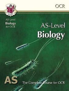 AS-Level Biology for OCR: Student Book for exams until 2015 only, CGP Books, Ver
