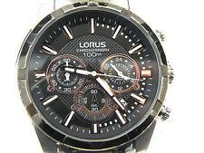 VD53-X048 Lorus Fusion Mens Gents Chrono Sports Watch - 100m