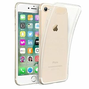 coque souple transparente iphone 8