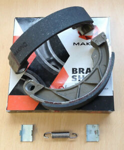 Details about LAMBRETTA GP BRAKE SHOES  MAKINO RACING NEW & IMPROVED INC  STAINLESS SPRING