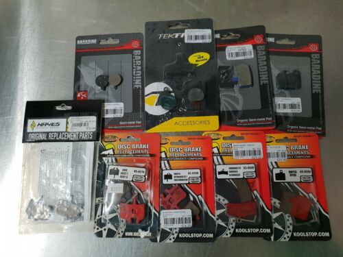 Assorted Disc Brake Pads