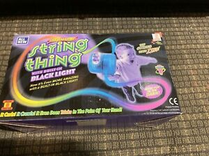 Can You Imagine String Thing UV Black