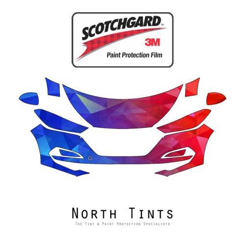 3M Scotchgard Paint Protection PreCut Clear Bra Kit for Hyundai Tucson 2016-2018