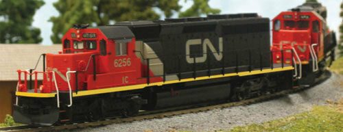 Kato 1376603 HO Mid SD40-2 CN 6256 (Canadian National) - Brand New C-10 Mint