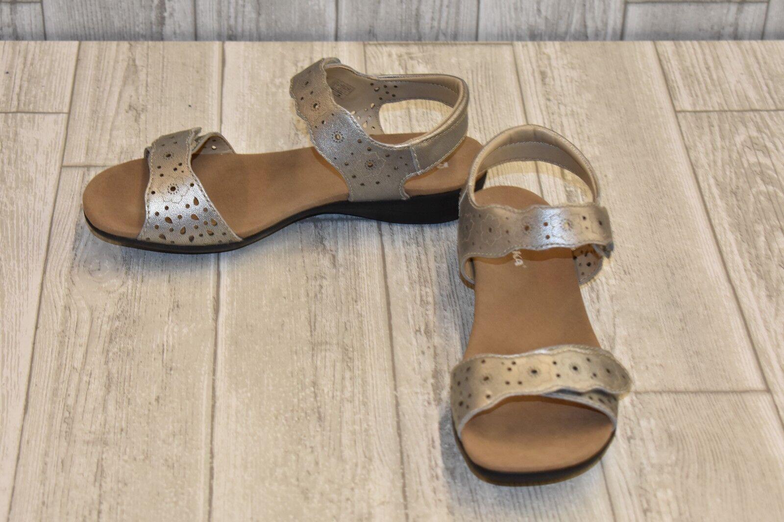 Romika 47106-49-730 Tahiti Sandal - - - Women's Size 7.5 Silver e0817f