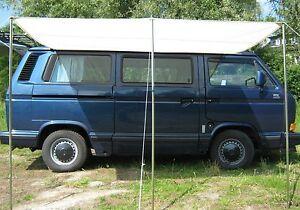 sonnendach sonnensegel vw bus t2 t3 campingbus f r. Black Bedroom Furniture Sets. Home Design Ideas