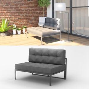 Details Zu Alu Gartenmobel Lounge Set Palettenkissen Gartenlounge Sitzgarnitur Sitzgruppe