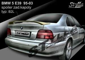 2240734fd244 SPOILER REAR BOOT TRUNK TAILGATE BMW E39 sedan WING ACCESSORIES