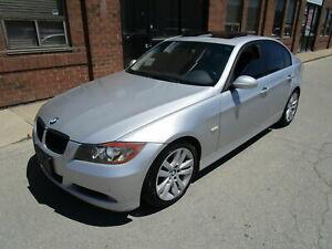 2007 BMW Série 3 ***LEATHER | SUNROOF |  ALLOYS***