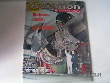 **e Aviation International Magazine n°724 Saliout 6 / l'AS-37 / CFM-56