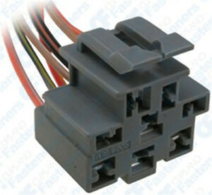 Clipsandfasteners Inc Headlight Switch Harness Connector Compatible with Ford