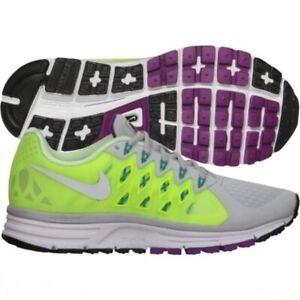 Details zu Nike Zoom Vomero 9 Damen Lauf Turn schuhe Sneakers 642196 007 Neu Gr.37,5