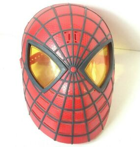 AMAZING-SPIDER-MAN-HERO-FX-MASK-LIGHTS-SOUNDS-HASBRO-2012