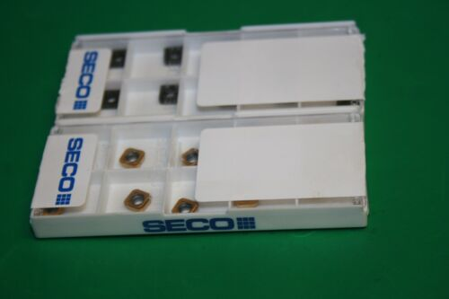 SPGX 0602-C1  T400D    10+10pcs SECO    SCGX 060204-P2    DP 3000