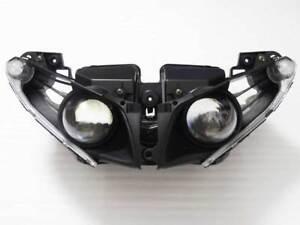 Headlight-HeadLamp-Light-Lamp-Lens-Assembly-For-2013-2014-Yamaha-YZF-R1-13-14