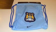 Manchester City Soccer 2014-15 Official Gym Sack Bag Pack Gymsack Man City